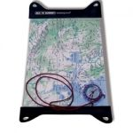Sea to Summit TPU Guide Map Case, Medium
