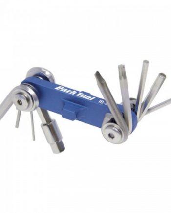 Miniverktyg Parktool IB-2 med 10 funktioner