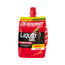 Enervit Sport Liquid Gel Competition Citrus