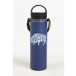 United By Blue Wild & Free 22Oz Stainless Steel Bottle