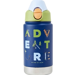 United By Blue Kids Adventure 12Oz Stainless Steel Bottle