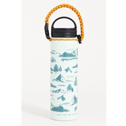 United By Blue Mountain Vista 22Oz Stainless Steel Bottle