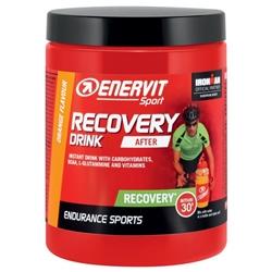 Enervit Recovery Drink 400g Orange
