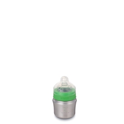 Klean Kanteen 148ml Kid Kanteen® Baby Bottle (W/Slow Flow Nipple)