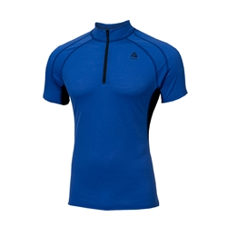 Aclima Lightwool Speed Shirt Blue - Men