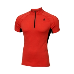 Aclima Lightwool Speed Shirt Red - Men