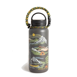 United By Blue Riverbend 32Oz Stainless Steel Bottle