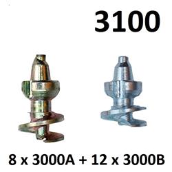 Bestgrip 3100 Påfyllning Till 3000 Skodubb