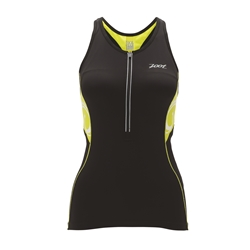 Zoot Performance Tri Tank Woman Black/White/Flash