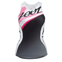 Zoot Performance Tri Team Racerback Woman