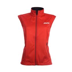 Swix Carbon Väst Red - Woman - Utgående Design