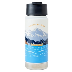 United By Blue Lakeside 18Oz Travel Bottle