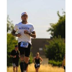 Sweden Runners Medlemströja Herr
