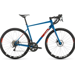 Cube Attain Race Blue´n´red