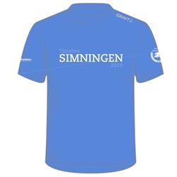 Craft Vansbrosimningen 2019 T-Shirt Herr