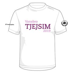 Craft Vansbrotjejsim 2019 T-Shirt Dam
