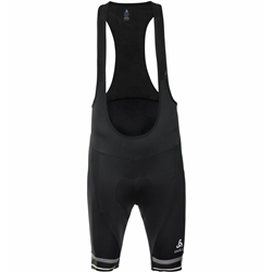 Odlo Tights Short Suspenders Zeroweight Dual Dry