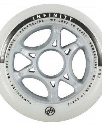 Inlineshjul Powerslide Infinity 80 mm diam. 4-pack -85a