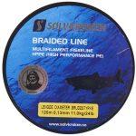 Sölvkroken Braided Line 120m,, One Color, 0.13,  Fiske