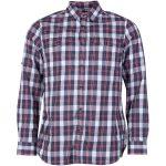 Singi Flannel Shirt Ls M, Dusk, L,  Skjortor