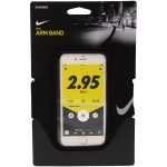 Nike Lean Arm Band, Black/Black/Silver, Onesize,  Nike