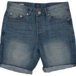 Denim Shorts - Lt. Ryder, Medium Use, S,  Solid