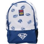 justice league large backpack, limoges-puma white, one size,  puma