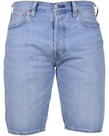 501 Hemmed Short Blue Marshmal
