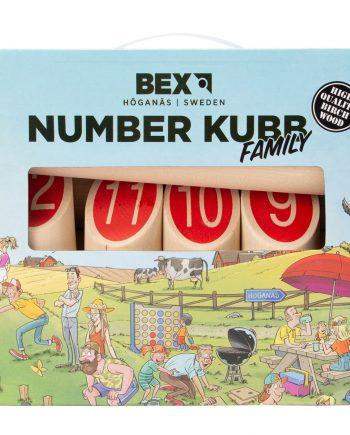Number Kubb Basic