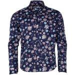 Shirt - Tyler Ls Bu Flower, Insignia B, S,  Solid