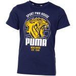 Alpha Graphic Tee B, Peacoat, 116,  Puma