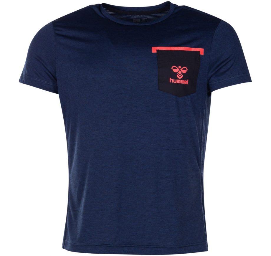 hmlbora t-shirt s/s