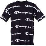 Crewneck T-Shirt, Black Beauty  Al
