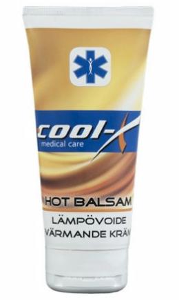 Hot Balsam - värmande kräm