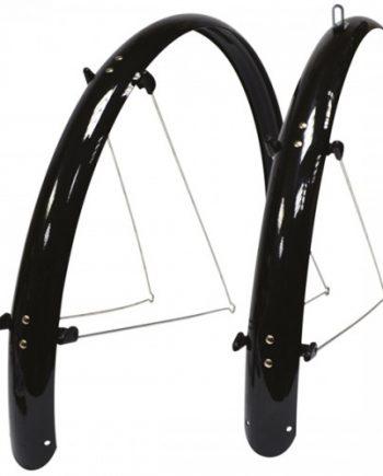 OXC Cykelskärmar Hybrid Svart