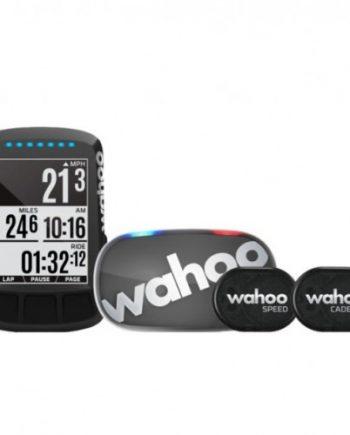Wahoo ELEMNT Bolt Stealth Bundle - Cycling Computer - GPS Cykeldator