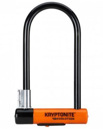 Cykellås Kryptonite U-Lock Evolution Series 4 SSF 10.2x22.9cm