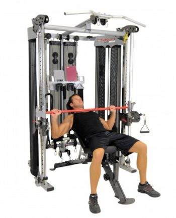 Inspire by Hammer Multigym FT2 including bench