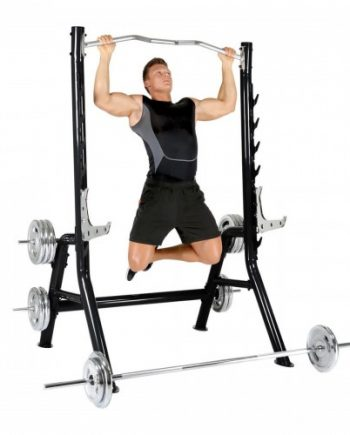 Inspire by Hammer Squat Rack