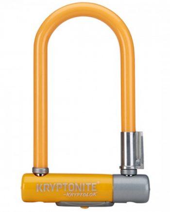 Cykellås Kryptonite Bygellås Kryptolok 2 Mini7 Orange