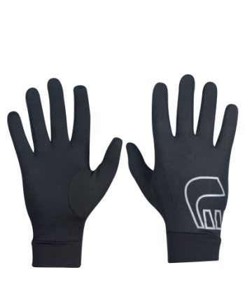 Löparhandskar Newline Base Gloves - Black Storlek XS