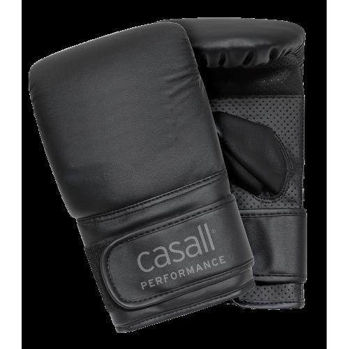 Boxningshandskar Casall PRF Velcro gloves - Black