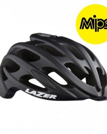 Cykelhjälm Racer Lazer Blade+ Matt Svart MIPS