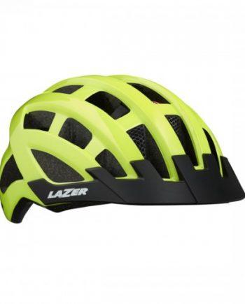 Cykelhjälm Lazer Comp DLX 54-61cm Flash Gul