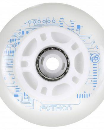 Inlineshjul Powerslide Fothon LED-ljus 90 mm 4-pack -82a-outlet