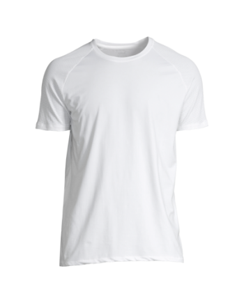 Casall M Iconic Tee - White