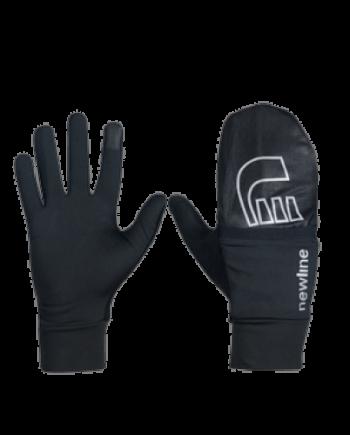 Löparhandskar Newline Windrunner Gloves Svart Storlek M