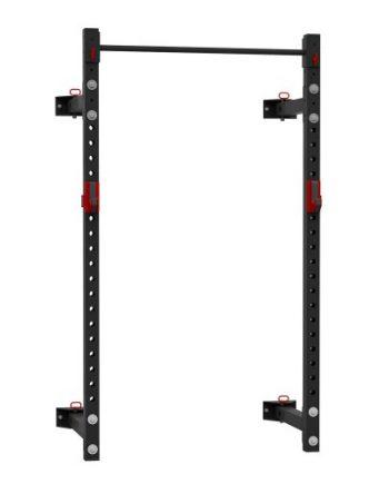 Fällbart Rack Silver - Master Fitness