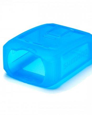 Shimano Sport Camera siliconskydd blå