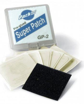 Reparationslappar GP-2C 6st. självhäftande